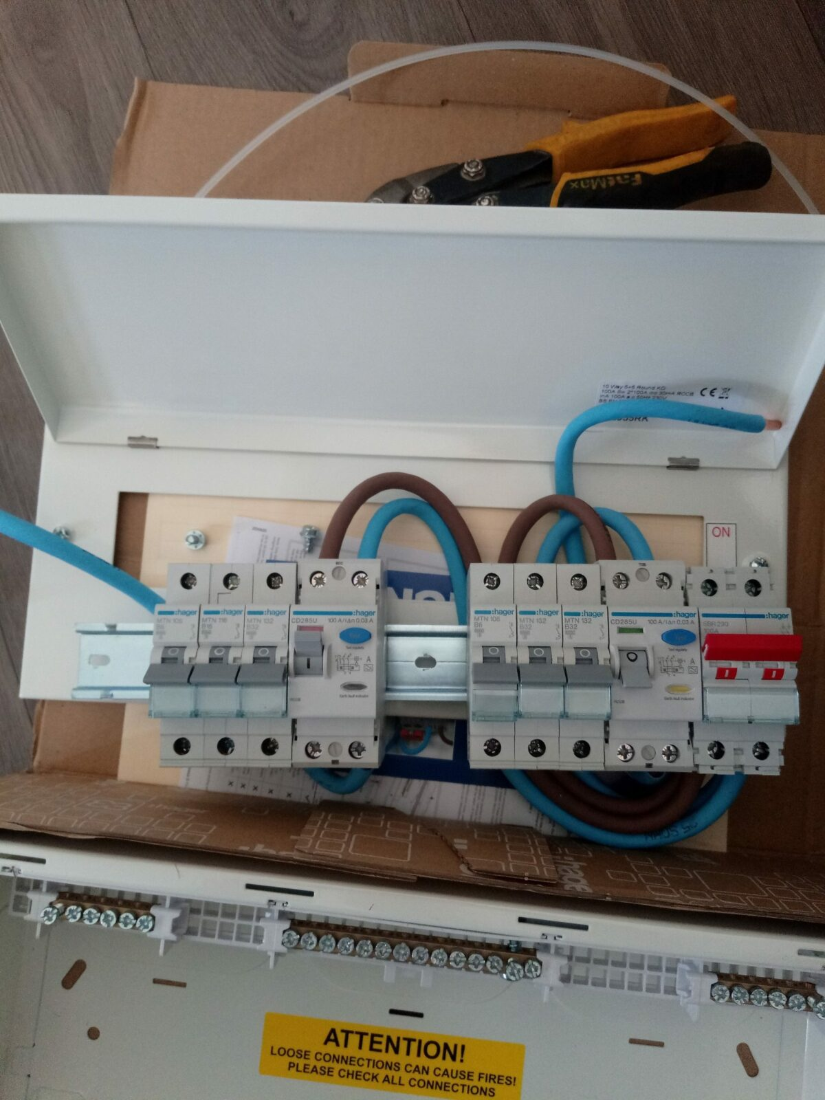 Monday morning CCU replacent in Maidstone 4